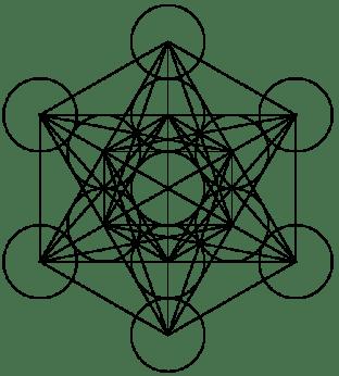 435px-Metatrons_cube.svg