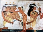 Women&slave tomb of nakht